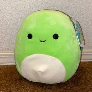"NWT 8"" Henry Turtle Squishmallow"